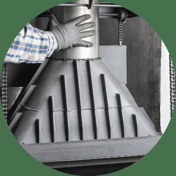 Montaż wkładu kominowego
